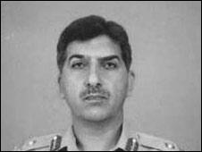 Lt Gen Ahmed Shujaa Pasha