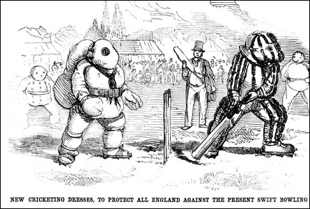 Cartoon by John Leech, 1854