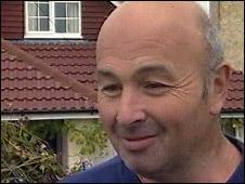 Neighbour Steve Francis