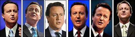 David Cameron speeches