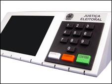 Brazil's electronic ballot box