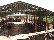 Mahindra factory