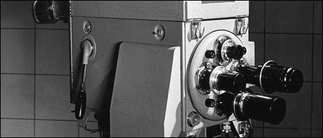Marconi TV camera, BBC