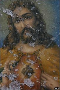 صورة للمسيح