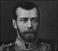 Tsar Nicholas II