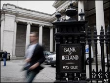 Bank of Ireland building