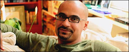 El escritor Junot D�az (foto Random House's)