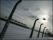 Birkenau Nazi camp
