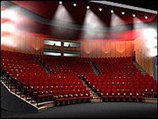 Northcott auditorium