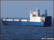 Hijacked MV Faina, 29 September 2008