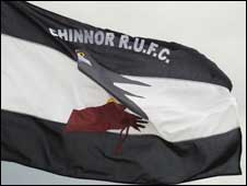 Chinnor Rugby Flag