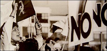 Resultado de imagen para campaña del no en chile 1988