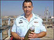 Superintendent David Ben Harosh