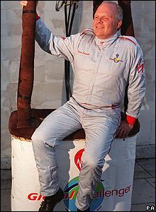Steve Fossett in September 1998