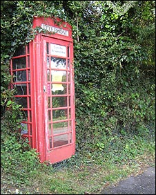 The unwanted phone box