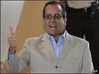 Alberto Acosta, ex presidente de la Cosntituyente de Ecuador