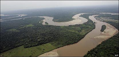 Región amazónica ecuatoriana
