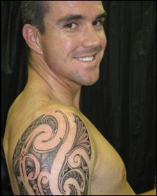Kevin Pietersen. Pic credit: Lal Hardy