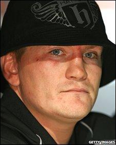 Ricky Hatton