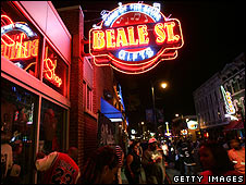 TeBeale Street, Memphis (Photo:Carlo Allegri/Getty Images)