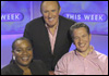 Andrew Neil, Diane Abbott and Michael Portillo