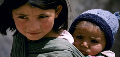 Niñas (foto gentileza Banco Mundial)