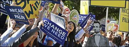 El �nimo entre el electorado va en aumento