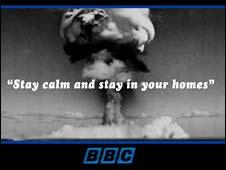 Bbc nuclear attack broadcast