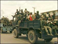 Nigerian Military [File photo]