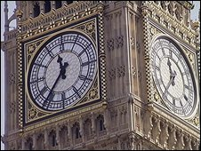 The Clock Tower housing Big Ben