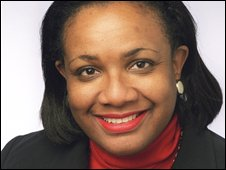 Labour backbench MP Diane Abbott