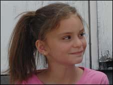 Ellie Stevens, 11