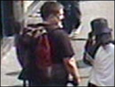 Derek Brown and Xiao Mei Guo on CCTV