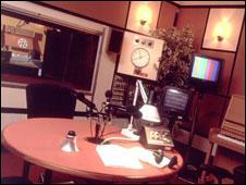 A radio studio (library picture)