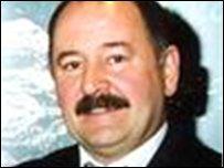 Councillor Charlie McHugh
