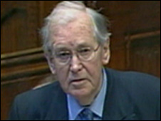Lord Thomson was a minister in Harold Wilson's government