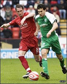 Mark Kerr and Ian Murray