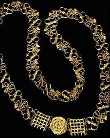 Henry VIII/'s Prunk NecklaceCeremony NecklaceCoronation Chain Unisex II