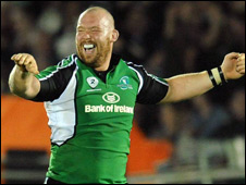 Connacht's Robbie Morris