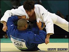 Peter Cousins losing in Beijing