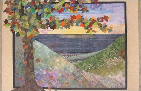 Lockerbie quilt