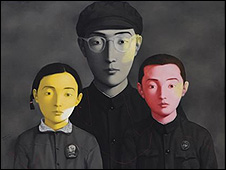 Zhang Xiaogang's Bloodline: Big Family No.1