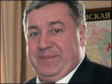 Mikhail Gutseriyev. Photo: http://www.russneft.ru