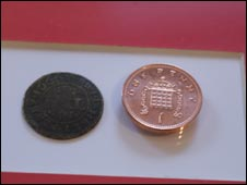 Pwllheli Penny and New Penny