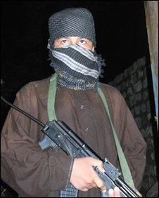 Pakistani Taleban member