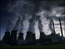 Power station (Image: BBC)