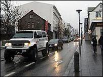Calle de Reikiavik
