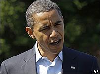 Barack Obama en Carolina del Norte