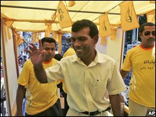 Mohammed Nasheed Anni
