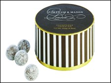 Fortnum and Mason truffles